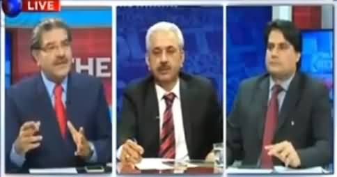 The Reporters (MQM Ki Agli Wicket Kaun Hoga?) – 7th March 2016