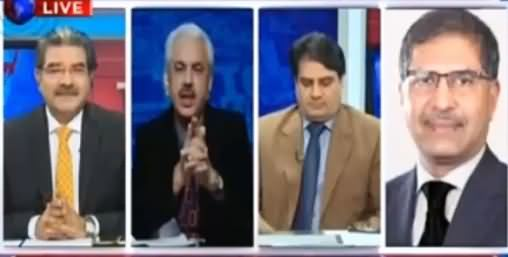The Reporters (MQM: London Se Kya Khabar Aane Wali Hai?) – 17th February 2016
