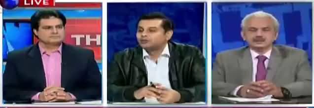 The Reporters (Mulk Chalane Waale Imandar Hone Chahiye - SC) - 31st January 2018