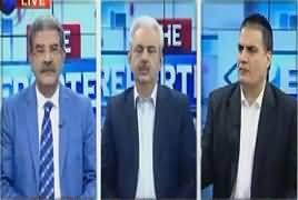 The Reporters (Mulk Mein Muashi Emergency Lagayein - Zardari) – 12th October 2017