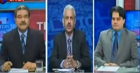 The Reporters (Mumtaz Qadri Ki Phansi Ke Khilaf Ehtajaj) – 29th February 2016