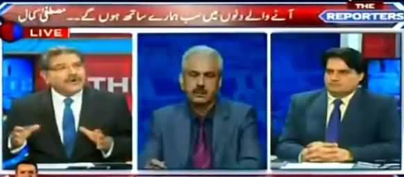 The Reporters (Mustafa Kamal Ka Aik Aur Dhamaka) – 10th March 2016