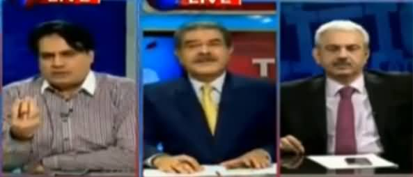 The Reporters (Mustafa Kamal Vs Ishrat ul Ibad) - 19th October 2016
