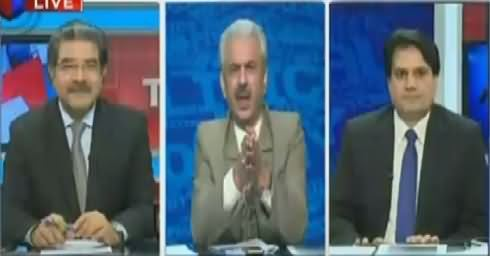 The Reporters (NAB Ki Taqat Khatam Karne Ka Plan) – 18th February 2016