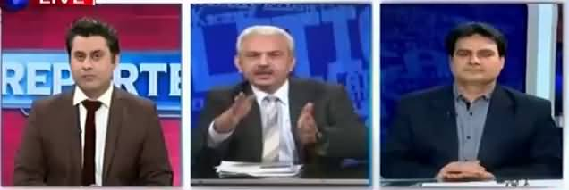 The Reporters (Nawaz Sharif Aik Baar Phir Na Ahel) - 21st February 2018
