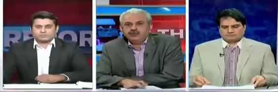 The Reporters (Nawaz Sharif Aur Maryam Nawaz Ko Saza) - 6th July 2018