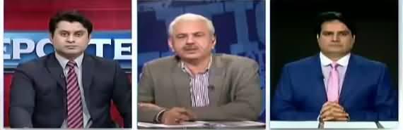 The Reporters (Nawaz Sharif Case Ka Faisla Mehfooz) - 3rd July 2018