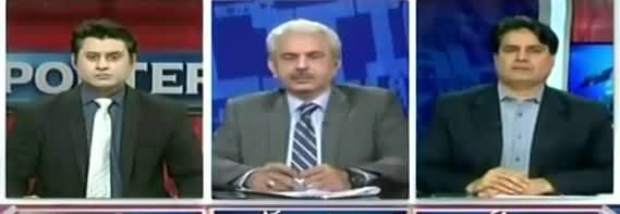 The Reporters (Nawaz Sharif Criticism on Chairman NAB) - 10th May 2018