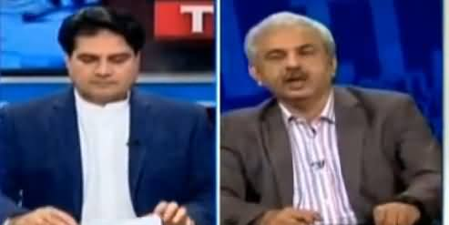 The Reporters (Nawaz Sharif Doesn't Want to Go Jail?) - 7th May 2019