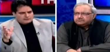 The Reporters (Nawaz Sharif Illness, Govt Under Pressure) - 24th October 2019