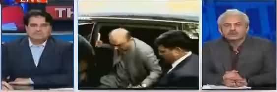 The Reporters (Nawaz Sharif in Jail, Asif Zardari in Trouble) - 24th December 2018