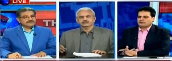 The Reporters (Nawaz Sharif Ishaq Dar Ko Wapis Kyun Nahi Aane De Rahe) - 22nd November 2017