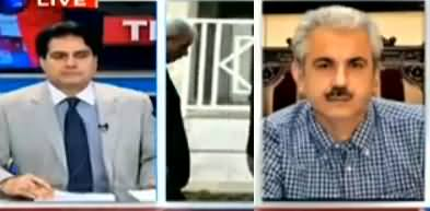 The Reporters (Nawaz Sharif Ka Plan Samne Aa Gaya) – 25th April 2019
