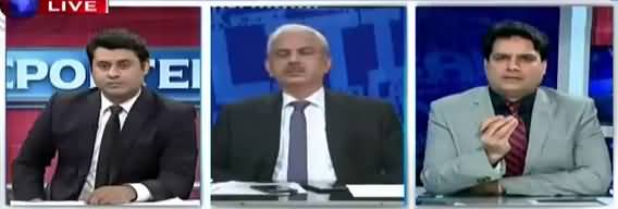 The Reporters (Nawaz Sharif Ki Adlia Per Tanqeed) - 2nd April 2018
