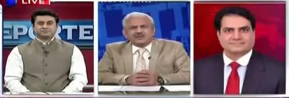 The Reporters (Nawaz Sharif Ki JIT Per Gola Baari) - 11th April 2018
