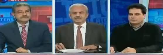 The Reporters (Nawaz Sharif Ki Phir Adalat Mein Paishi) - 4th December 2017