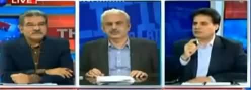 The Reporters (Nawaz Sharif Ki Phir Judiciary Per Tanqeed) - 26th December 2017