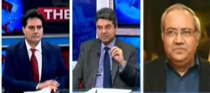 The Reporters (Nawaz Sharif Ki Wapsi Ka Masla) - 27th August 2020