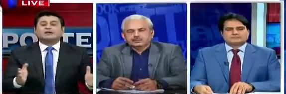 The Reporters (Nawaz Sharif Ki Wapsi Kab Tak) - 9th July 2018