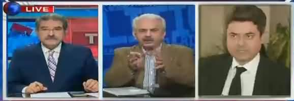 The Reporters (Nawaz Sharif Ki Watan Wapsi) – 1st November 2017