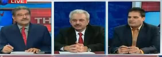 The Reporters (Nawaz Sharif Ki Watan Wapsi) - 2nd November 2017