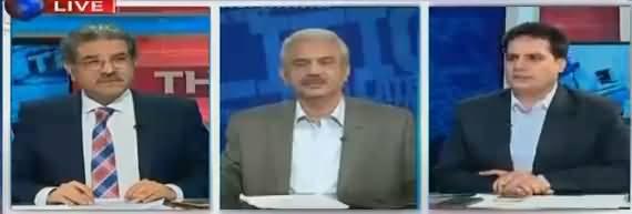 The Reporters (Nawaz Sharif Kis Nazriye Ka Naam Hai?) - 21st November 2017