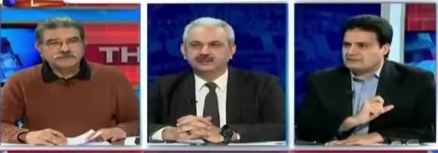 The Reporters (Nawaz Sharif Ko Bari Shikast) - 9th January 2018