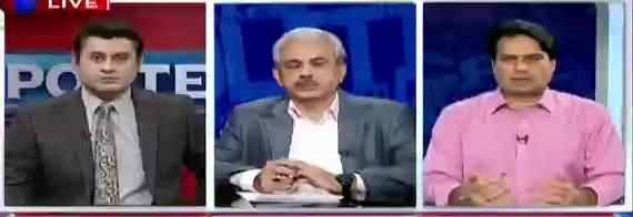 The Reporters (Nawaz Sharif & Maryam Nawaz Appeal) - 16th July 2018