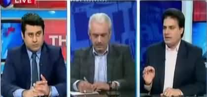 The Reporters (Nawaz Sharif Ne Modi Ke Khilaf Aik Lafz Na Kaha) - 5th February 2018