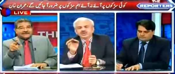 The Reporters (Nawaz Sharif Not Ready To Face Accountability?) – 18th May 2016