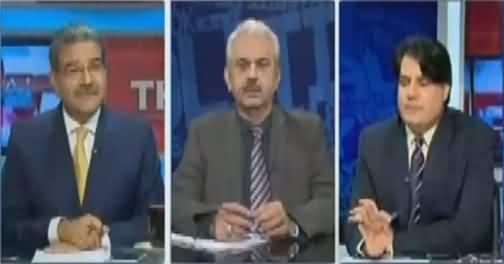 The Reporters (Nawaz Sharif Phir Bemar, Islamabad Aane Se Inkaar) – 18th July 2016