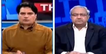 The Reporters (Nawaz Sharif In London, Rebellion in Punjab Assembly?) - 19th November 2019