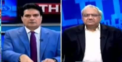 The Reporters (Nawaz Sharif's Return, Maryam Shahbaz Clash?) - 24th August 2020