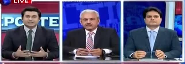The Reporters (Nehal Hashmi Ki Phir Tauheen e Adalat) - 1st March 2018