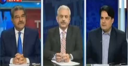 The Reporters (New Army Chief General Qamar Bajwa) – 28th November 2016