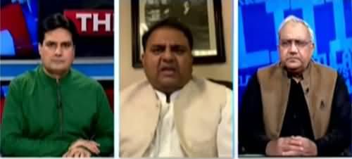 The Reporters (New Social Order Ke Naam Per Shahbaz Ka London Plan) - 31st May 2021