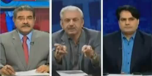 The Reporters (Once Again Terrorism in Quetta, Who Is Responsible?) – 25th October 2016