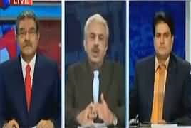 The Reporters (Operation Radd ul Fasaad, Zardari's Return) – 28th February 2017