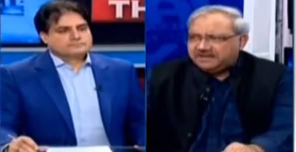 The Reporters (Opposition Nakam, Hakumat Kamyab) - 1st August 2019