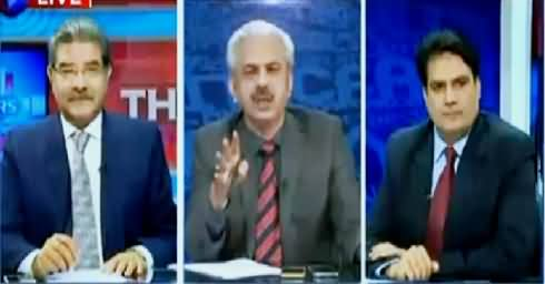 The Reporters (Opposition Walkout After PM Speech) – 17th May 2016
