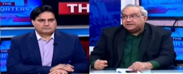 The Reporters (Pak America Relations, PMLN's Politics) - 29th September 2021