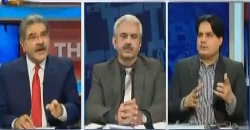 The Reporters (Pakistan Mein Zindagi Bad-Tareen Ho Gai) – 31st August 2016