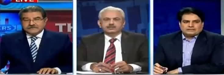 The Reporters (Panama Case, Anjaam Ke Qareeb) - 30th January 2017