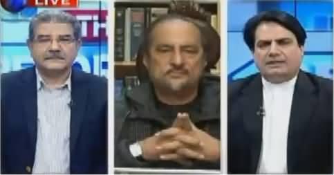 The Reporters (Panama Case Flats Ka Nahi Imandari Ka Hai) – 9th January 2017