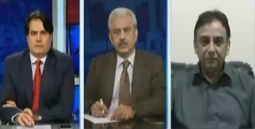 The Reporters (Panama Case, Governor Sindh Issue) – 9th November 2016.