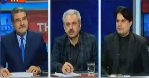 The Reporters (Daniyal Aziz Ki Ghunda Gardi) – 10th January 2017