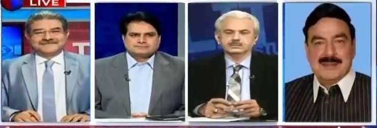 The Reporters (Panama Case, Imran Khan Naye Saboot Le Aaye) - 3rd January 2017