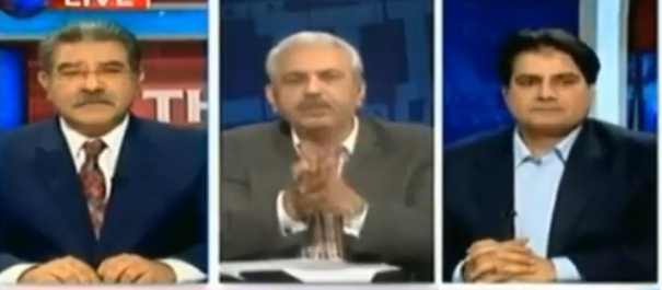 The Reporters (Panama Case Ka Faisla 20 April Ko Aaye Ga) – 18th April 2017