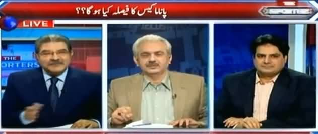 The Reporters (Panama Case Ka Faisla Kia Hoga?) - 28th March 2017