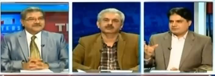 The Reporters (Panama Case Ka Faisla Mehfooz) - 23rd February 2017